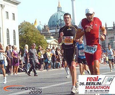 MARATONA DI BERLINO – Settembre 2009